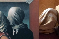 """""""Fotograficzna interpretacja znanych dzieł sztuki"""""""