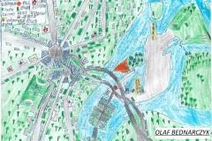 Miasto z lotu ptaka